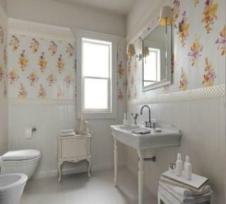 Arredamento polly decor shabby chic for Arredo bagno in stile provenzale