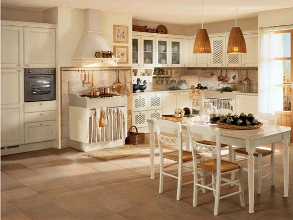 Stunning Cucine Stile Country Prezzi Contemporary - Ideas & Design ...